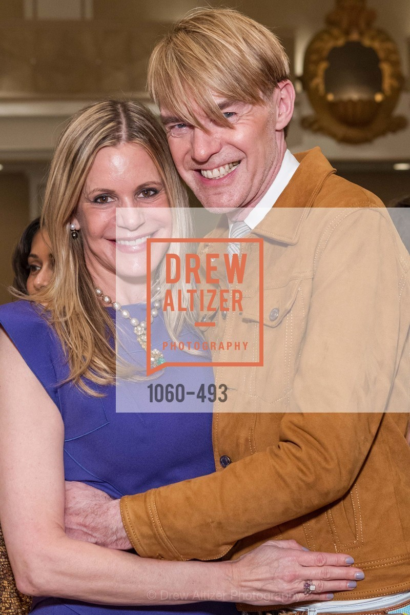 Mary Beth Shimmon, Ken Downing, SAN FRANCISCO BALLET AUXULIARY 2014 Fashion Show, US. The Fairmont, April 3rd, 2014,Drew Altizer, Drew Altizer Photography, full-service agency, private events, San Francisco photographer, photographer california