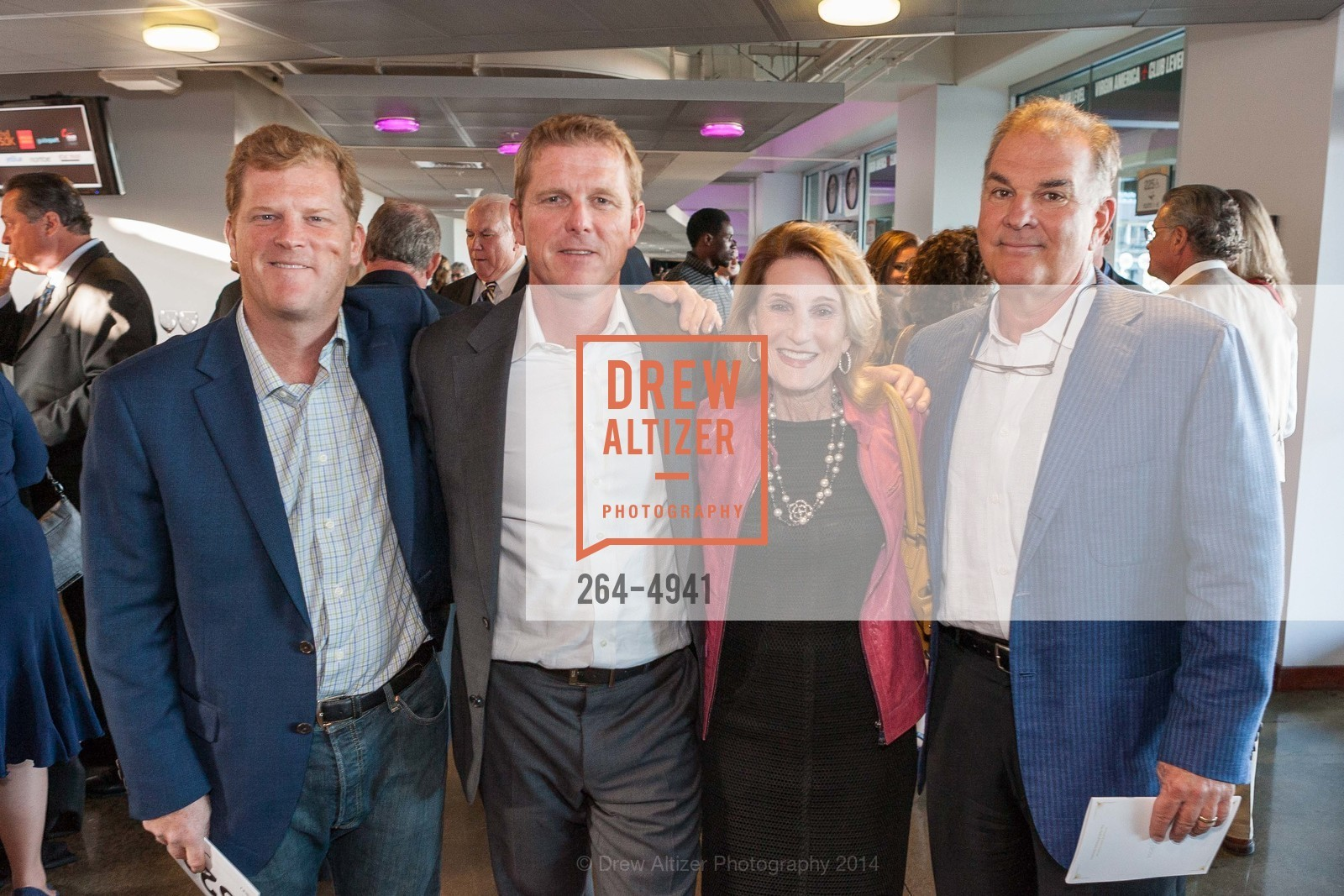 Bill Meyer, Andy Meyer, Lorna Meyer-Calas, Dennis Calas, Photo #264-4941