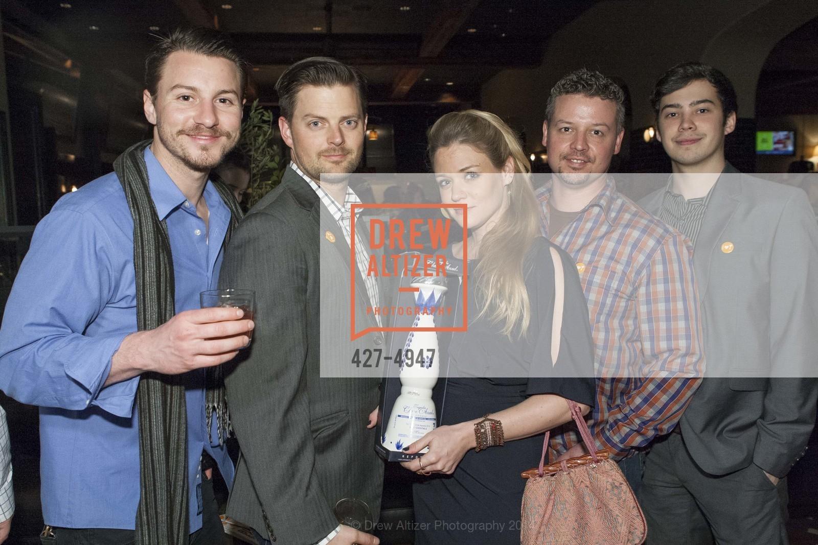 Brian Linden, Jay Bordeleau, Kate Bolton, Isaac Miller, Grant Molino, Photo #427-4947