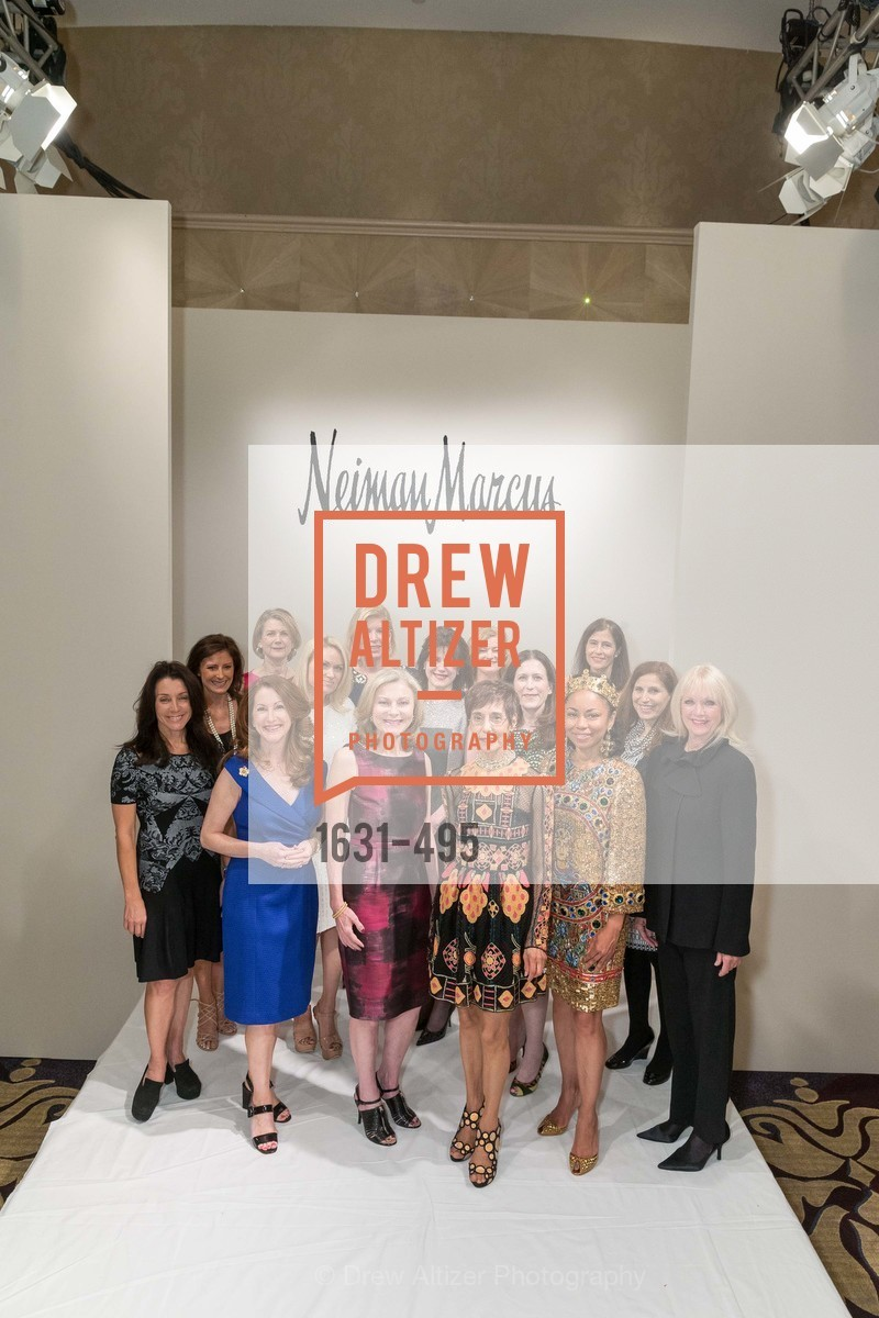 Deborah Taylor, Kate Coffino, Maria Ralph, Jennifer Brandenburg, Patty Rock, Elaine Mellis, Rene Rodman, Beatrice Wood, Dara Rosenfeld, Tanya Powell, Rada Brooks, SAN FRANCISCO BALLET AUXULIARY 2014 Fashion Show, US. The Fairmont, April 3rd, 2014,Drew Altizer, Drew Altizer Photography, full-service event agency, private events, San Francisco photographer, photographer California