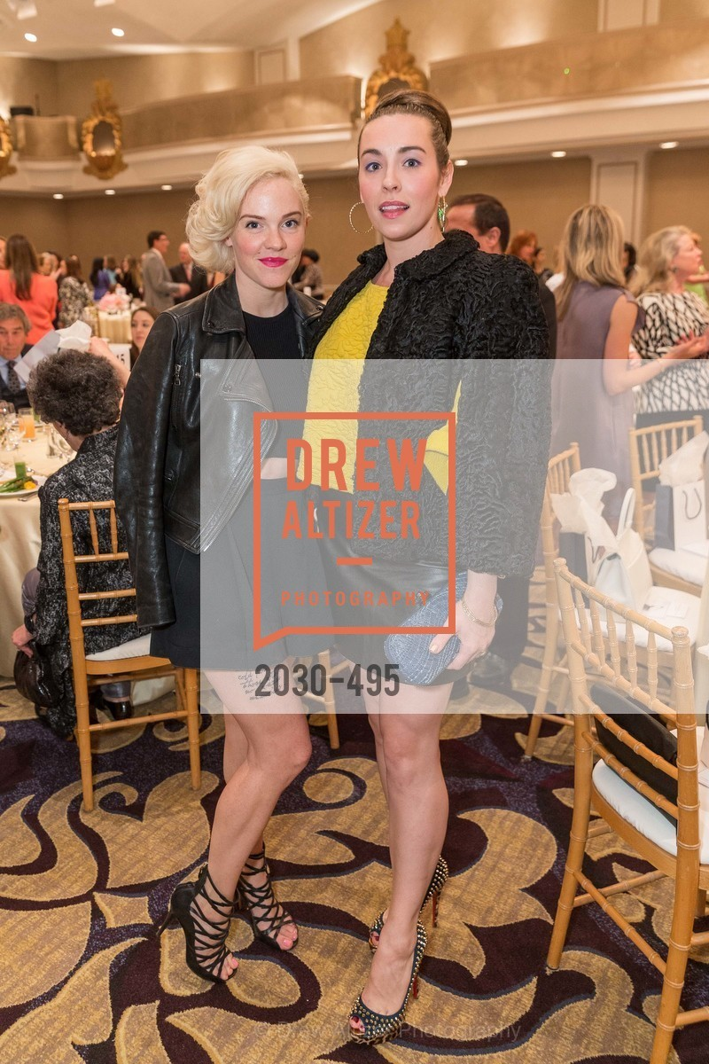 Cara Michelle, Gina Pfeifer, SAN FRANCISCO BALLET AUXULIARY 2014 Fashion Show, US. The Fairmont, April 3rd, 2014,Drew Altizer, Drew Altizer Photography, full-service agency, private events, San Francisco photographer, photographer california