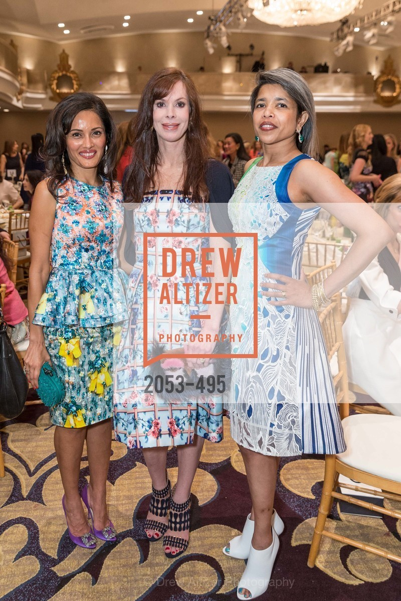 Komal Shah, Stephanie Ejabat, Deepa Pakianathan, SAN FRANCISCO BALLET AUXULIARY 2014 Fashion Show, US. The Fairmont, April 3rd, 2014,Drew Altizer, Drew Altizer Photography, full-service event agency, private events, San Francisco photographer, photographer California