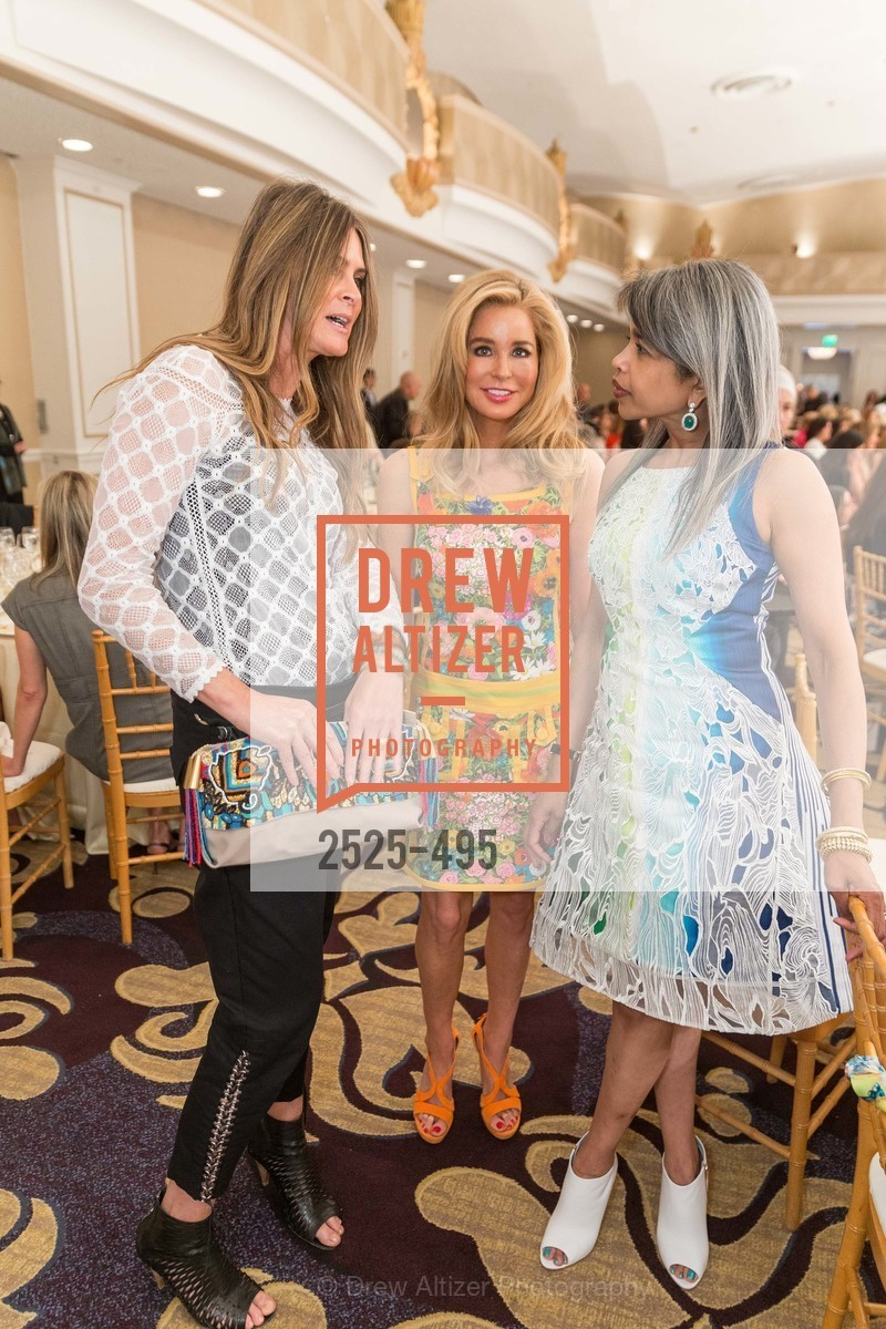 Vicki Winston, Paula Carano, Deepa Pakianathan, SAN FRANCISCO BALLET AUXULIARY 2014 Fashion Show, US. The Fairmont, April 3rd, 2014,Drew Altizer, Drew Altizer Photography, full-service event agency, private events, San Francisco photographer, photographer California