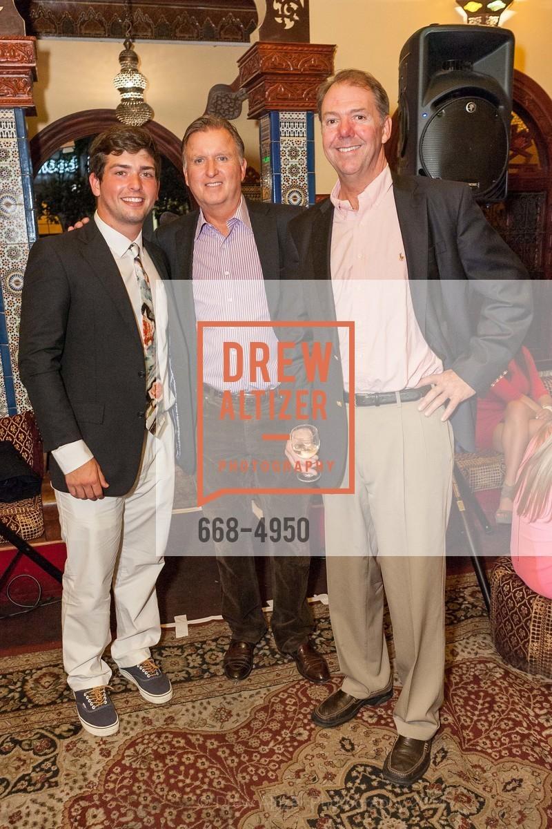 Nick Watkins, Richard Watkins, Bill Dana, Photo #668-4950