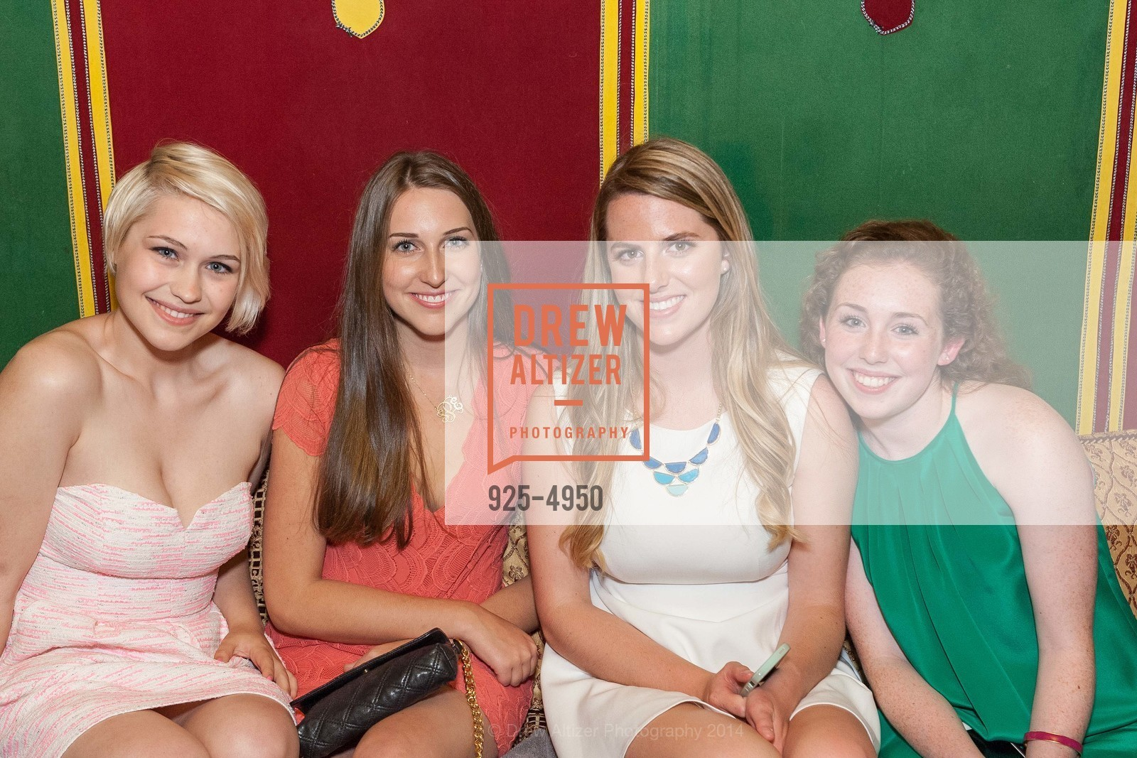 Carolin Trocme, Sara Poole, Francesca Dana, Caroline Coulper, Photo #925-4950