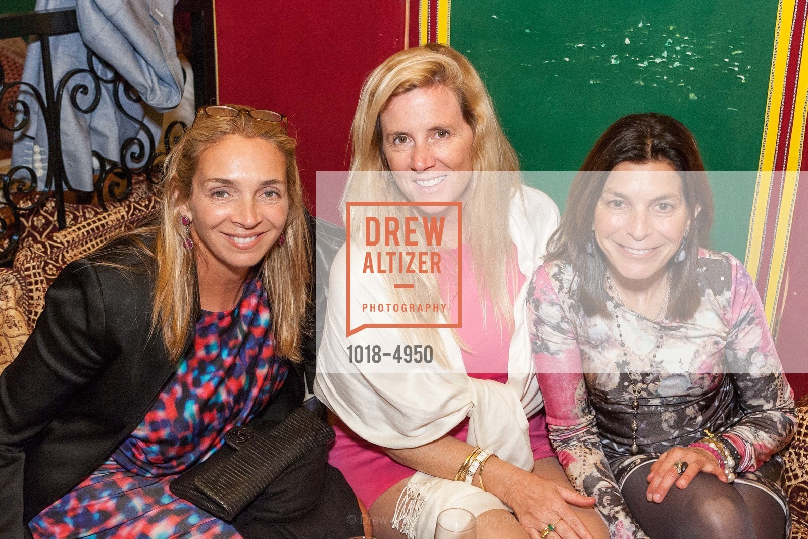 Victoire Reynal Brown, Lisa Dana, Susan Swig, Photo #1018-4950