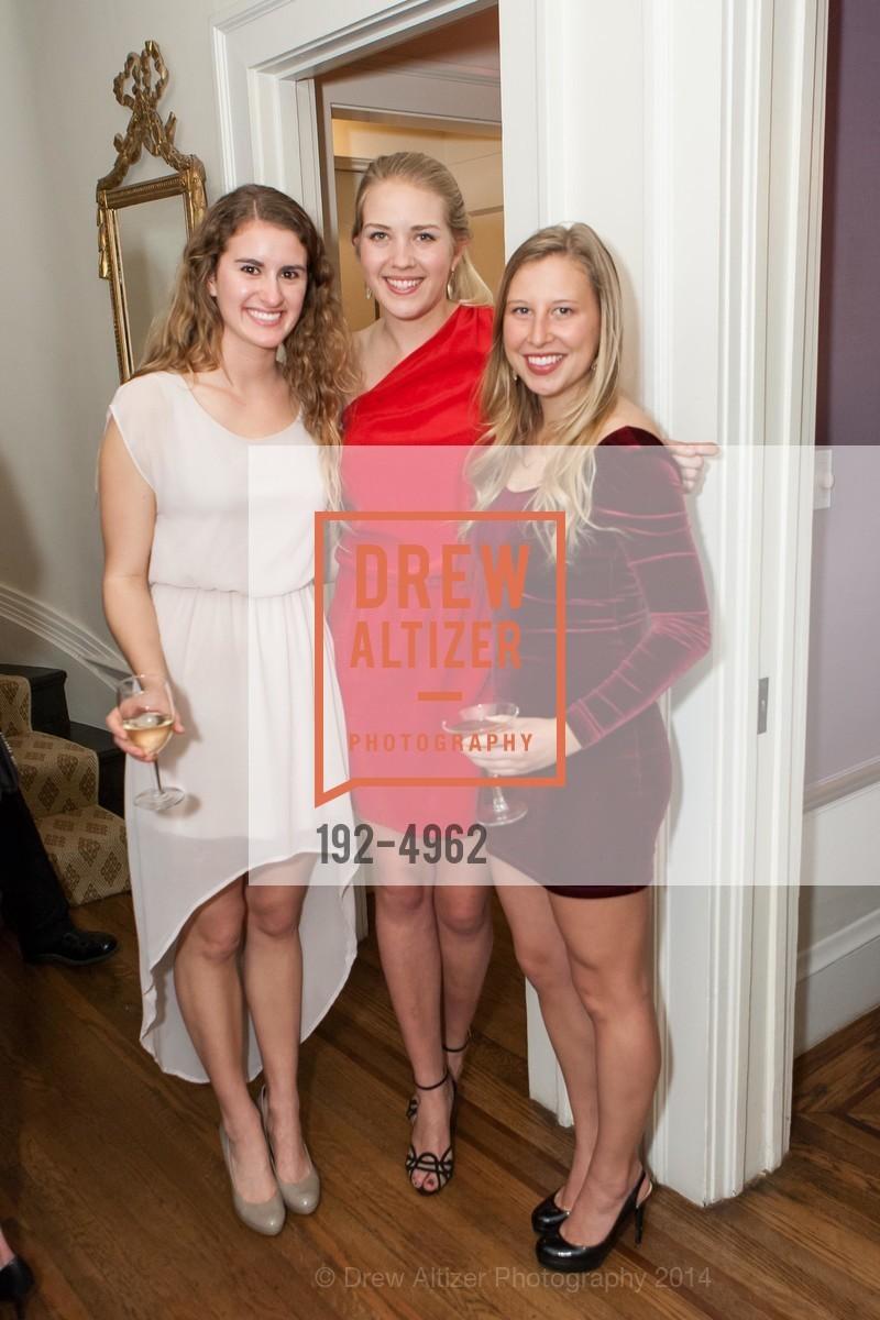Megan Eves, Journey Henderson, Hannah Totte, Photo #192-4962
