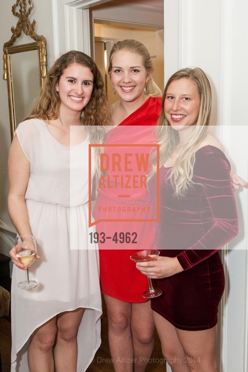 Megan Eves, Journey Henderson, Hannah Totte, Photo #193-4962
