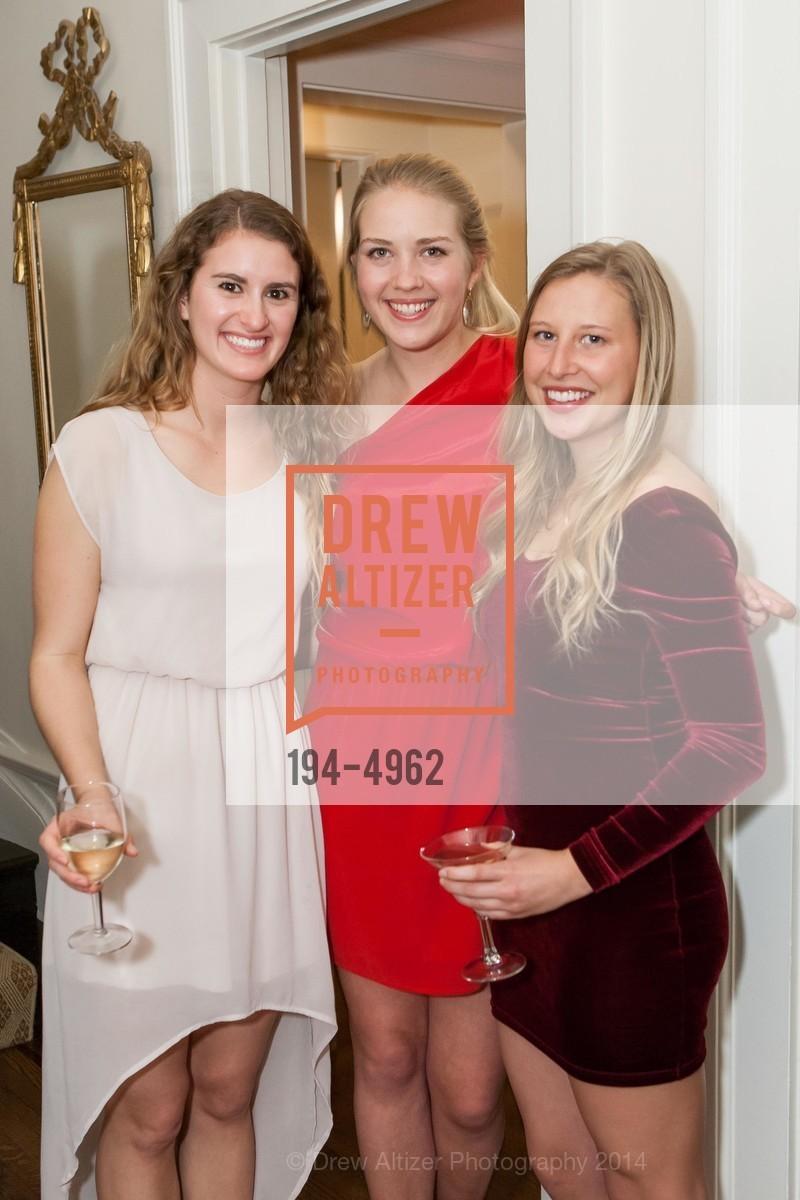 Megan Eves, Journey Henderson, Hannah Totte, Photo #194-4962