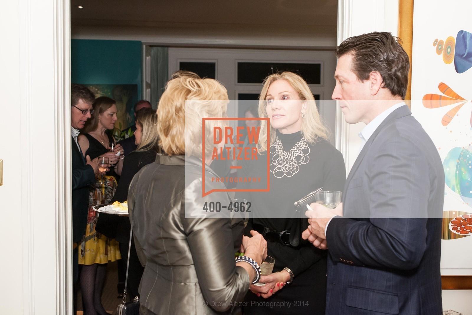 Marie Lipman, Rosemary Baker, Bill Yelle, Photo #400-4962