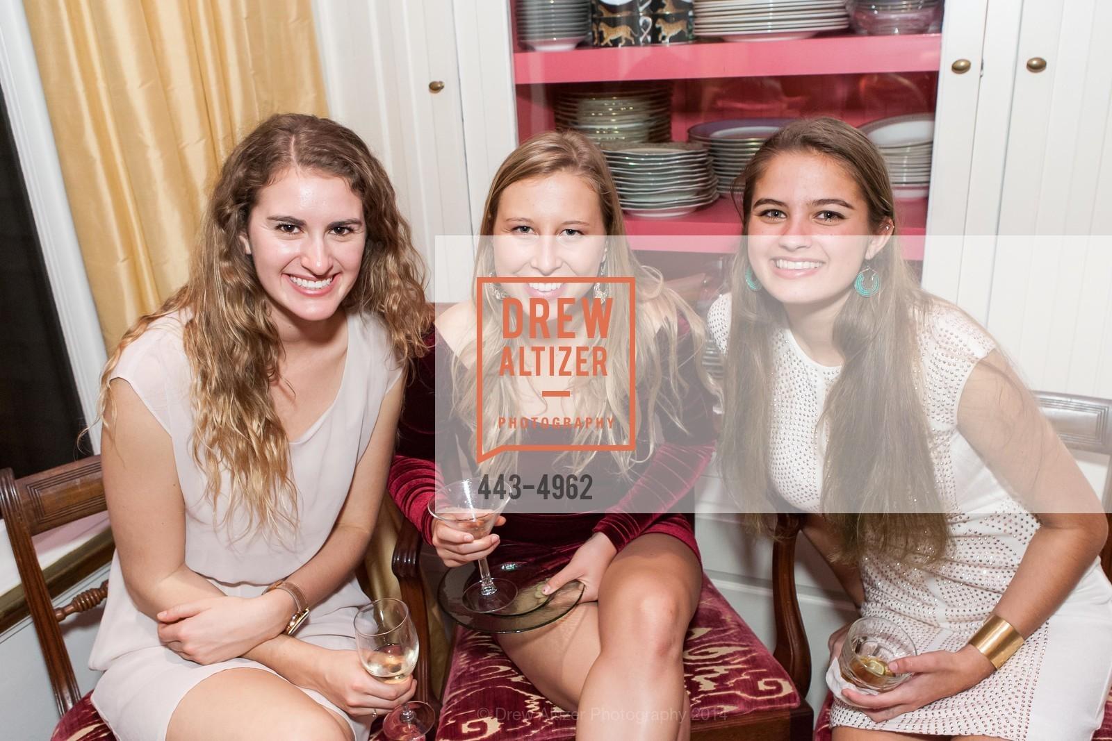 Megan Eves, Hannah Totte, Veronica Henderson, Photo #443-4962
