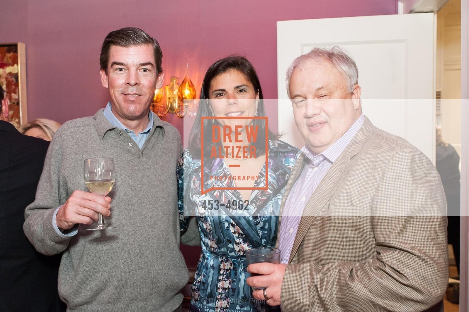 Craig Fenton, Tricia Knapp, Bruno Tapolsky, Photo #453-4962