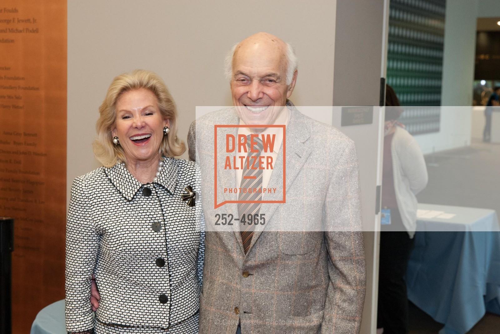 Dede Wilsey, Robert Meyerhoff, Photo #252-4965
