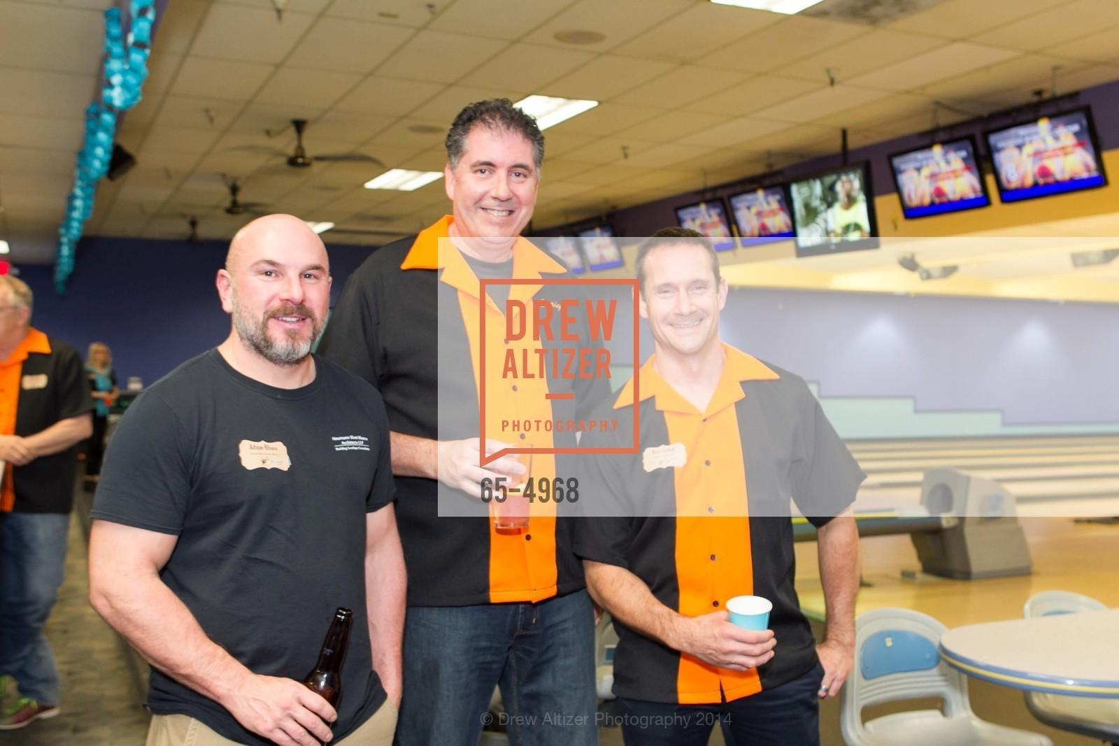 Adrian Blanco, Craig Doty, Brad Hubbell, Photo #65-4968