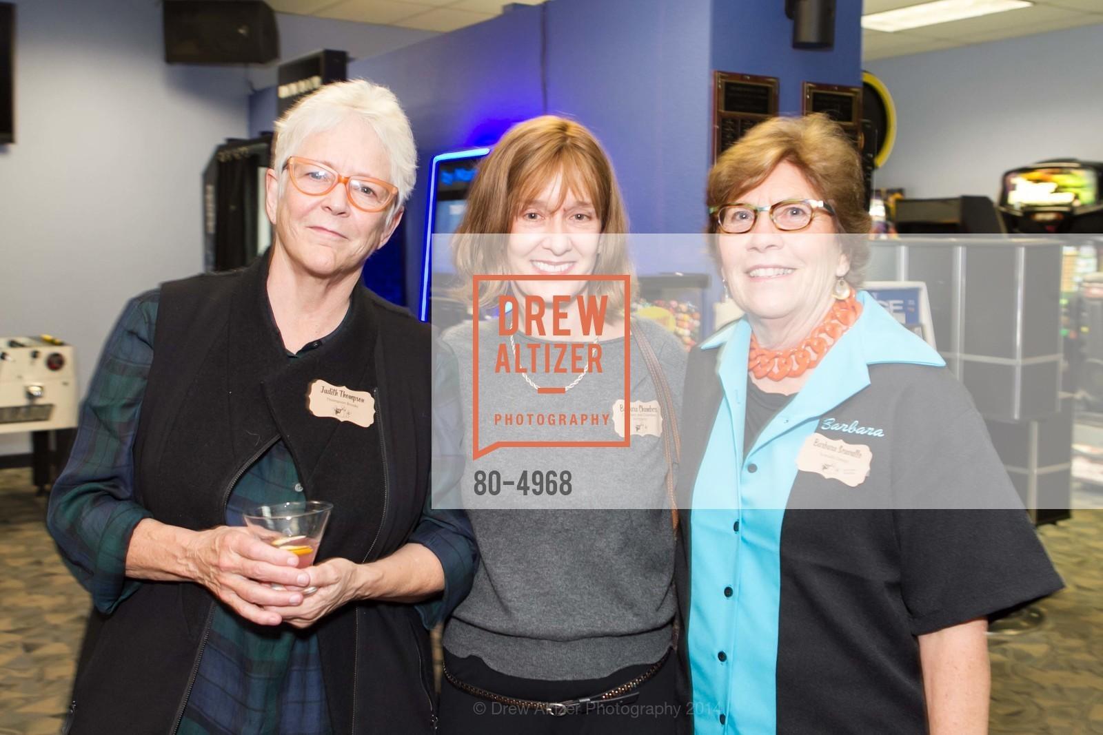 Judith Thompson, Barbara Chamber, Barbara Scavullo, Photo #80-4968