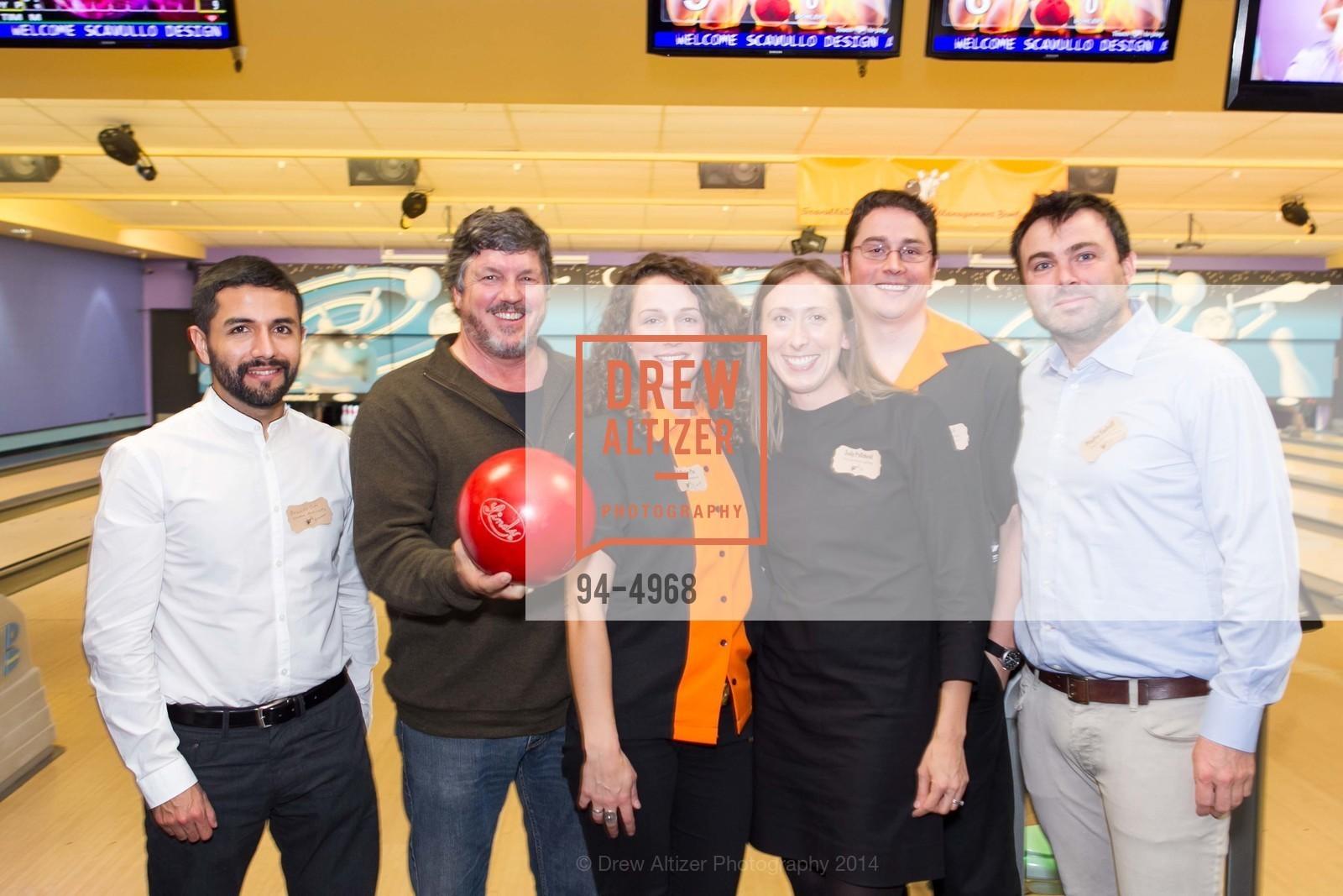 Braulio Soto, Tim McDonald, Katherine Cro, Jody Pritchard, Cyrus Clark, Clayton Timbrell, Photo #94-4968