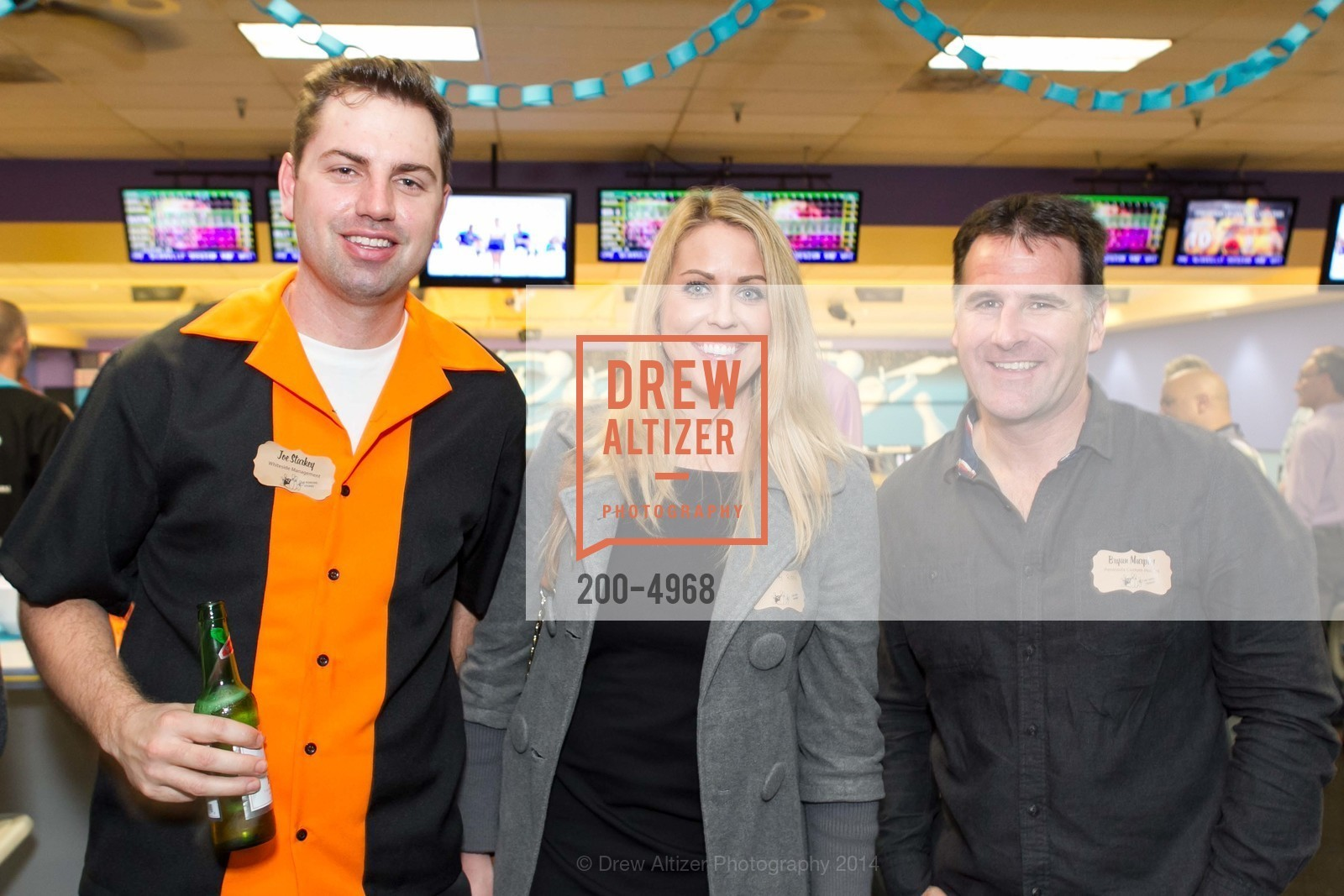 Joe Starkey, Courtney Roth, Bryan Murphy, Photo #200-4968