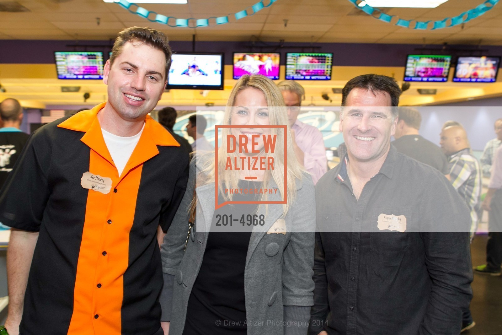Joe Starkey, Courtney Roth, Bryan Murphy, Photo #201-4968