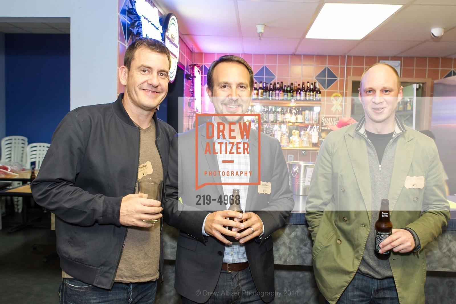 Brad Hayes, David Armour, Scott Schneider, Photo #219-4968