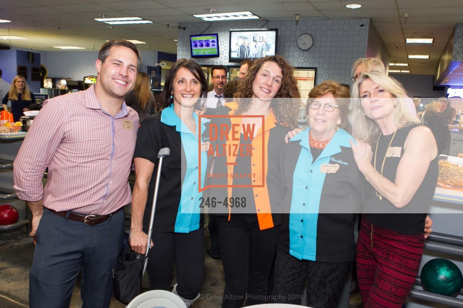 Dustin Moore, Janine Aurichio, Katherine Cro, Barbara Scavullo, Kathy Best, Photo #246-4968