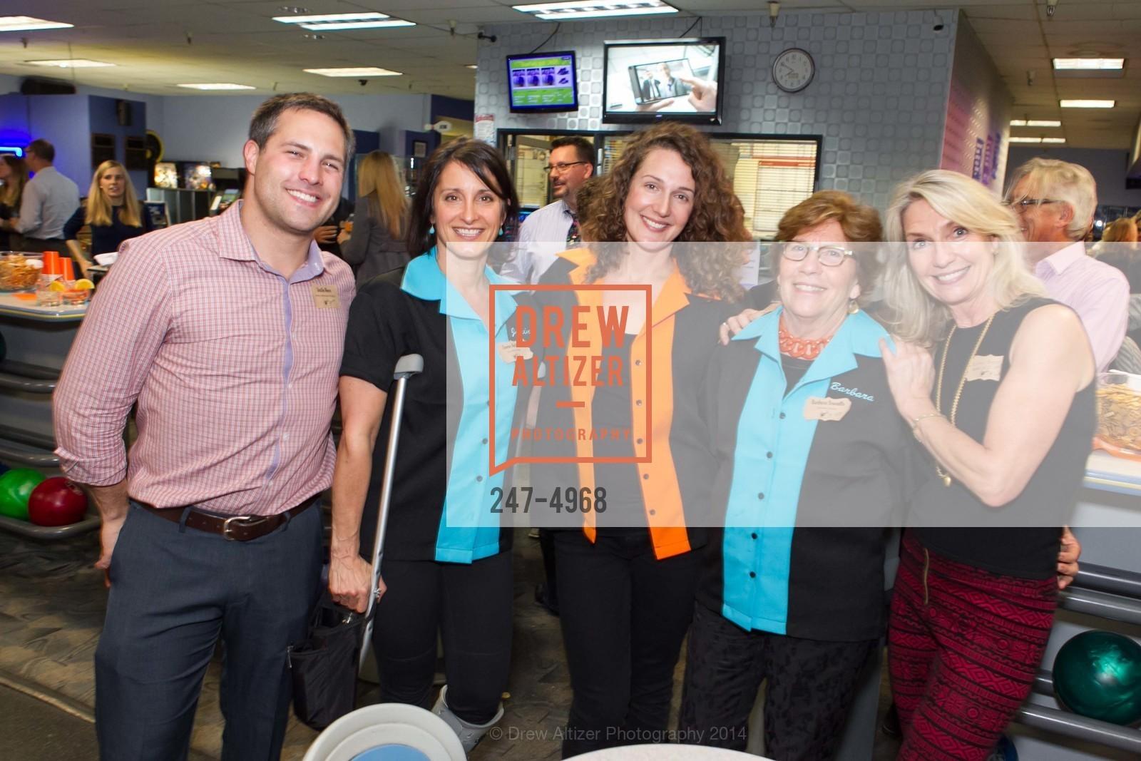 Dustin Moore, Janine Aurichio, Katherine Cro, Barbara Scavullo, Kathy Best, Photo #247-4968