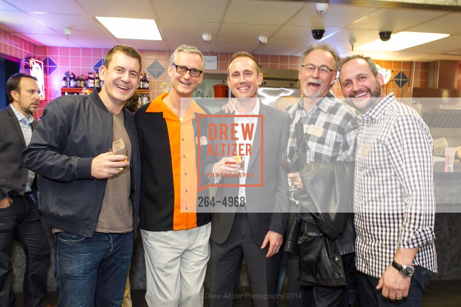 Brad Hayes, David Whiteside, Tom Cruise, Rob Stewart, Brian Gianinno, Photo #264-4968