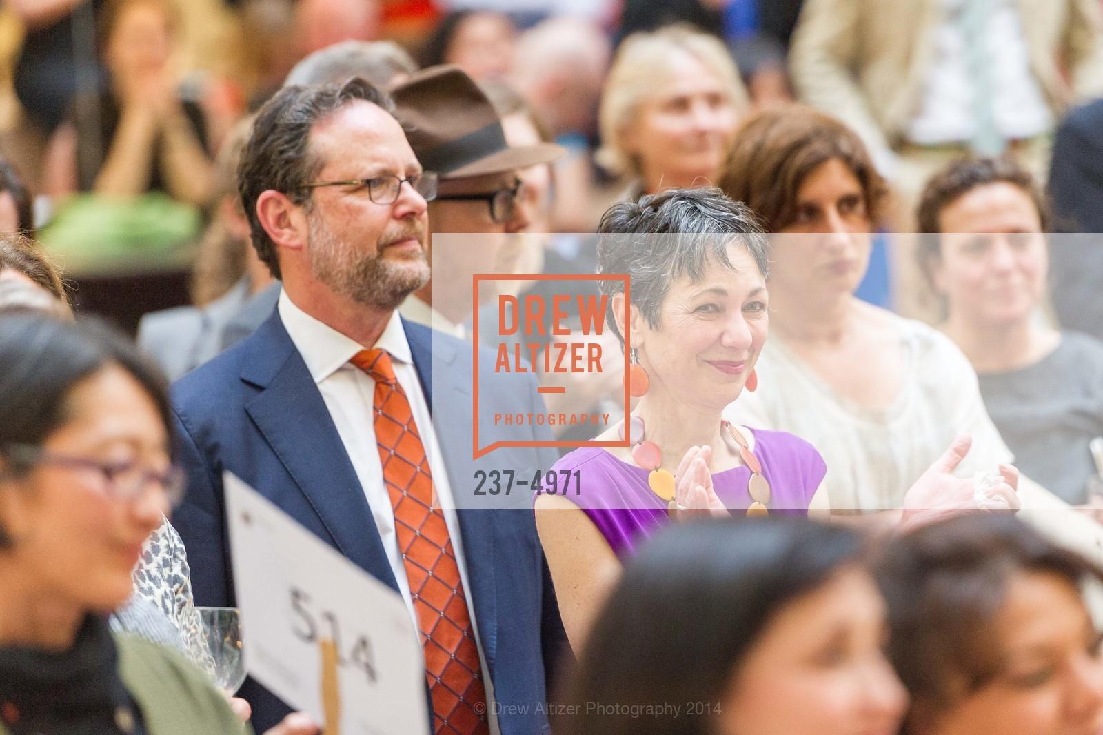 Barry Zigas, Jody Levin Epstein, Photo #237-4971