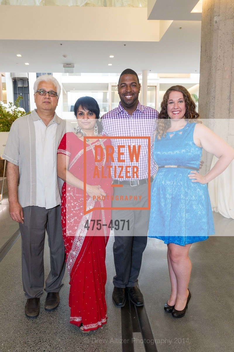 Paresh Patel, Heena Patel, Charles Farrier, Stephanie Fields, Photo #475-4971