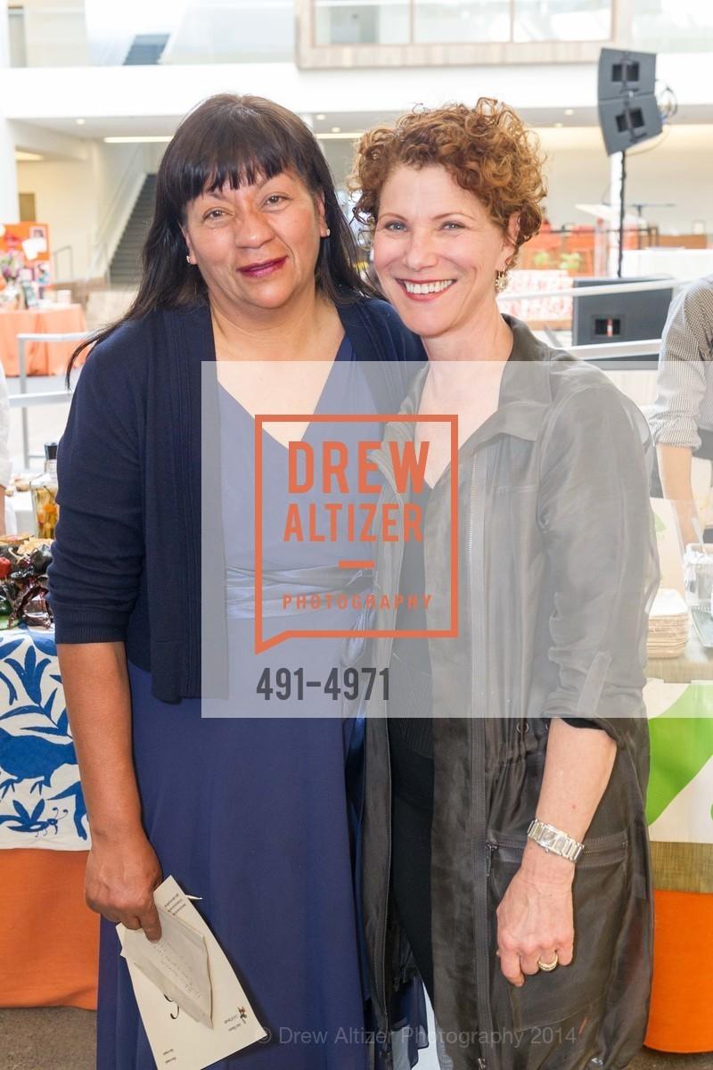 Alicia Villanueva, Joanne Weir, Photo #491-4971