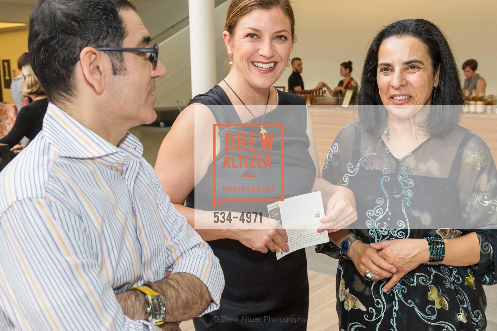 Massimiliano Conti, Shelley Lindgren, Lorella Degan, Photo #534-4971