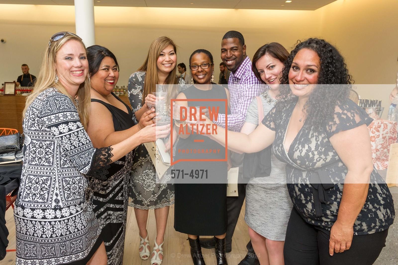 Guiselle Osorio, Kelly Zubal, Fernay McPherson, Charles Farrier, Claire Keane, Lisa Callahan, Photo #571-4971