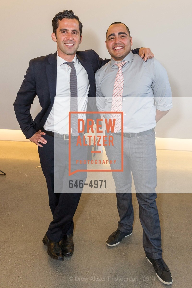 Marco Chavarin, Joel Lacayo, Photo #646-4971
