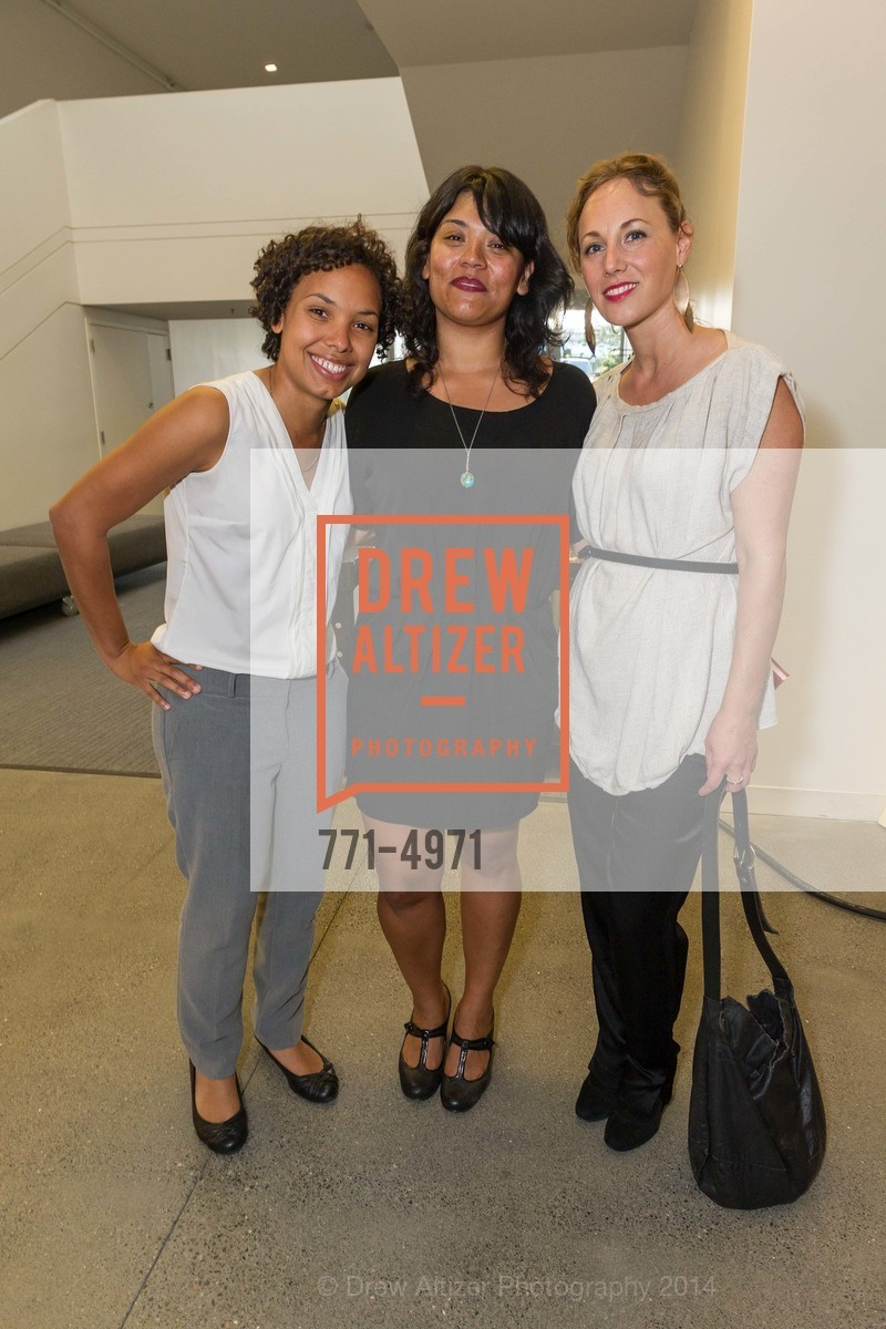 Angela McKee, Vanessa Zamora, Anne Marie Brown, Photo #771-4971