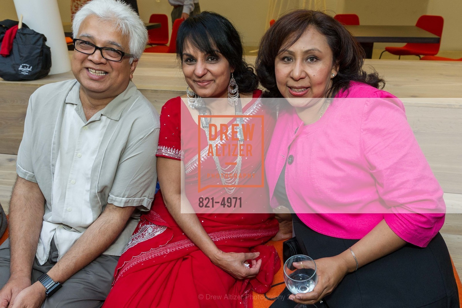 Paresh Patel, Heena Patel, Zenaida Merlin, Photo #821-4971