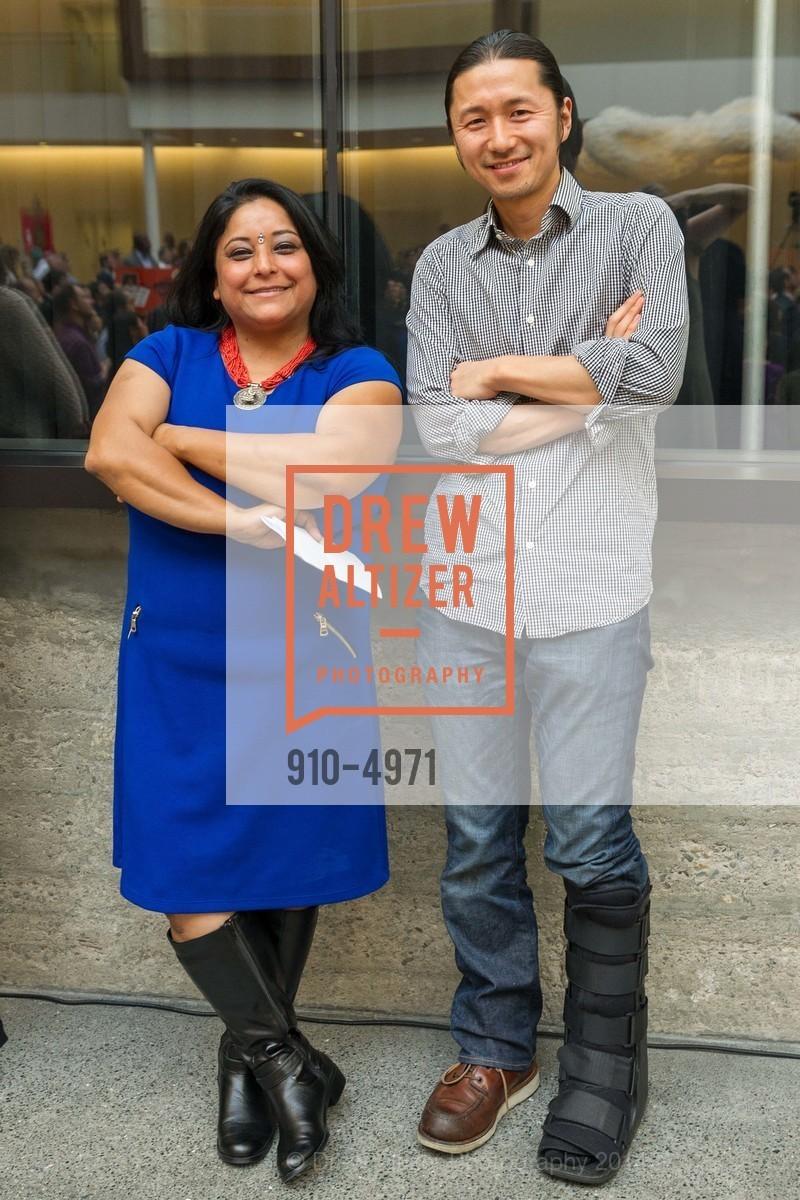 Bini Pradhan, Koji Kanematsu, Photo #910-4971