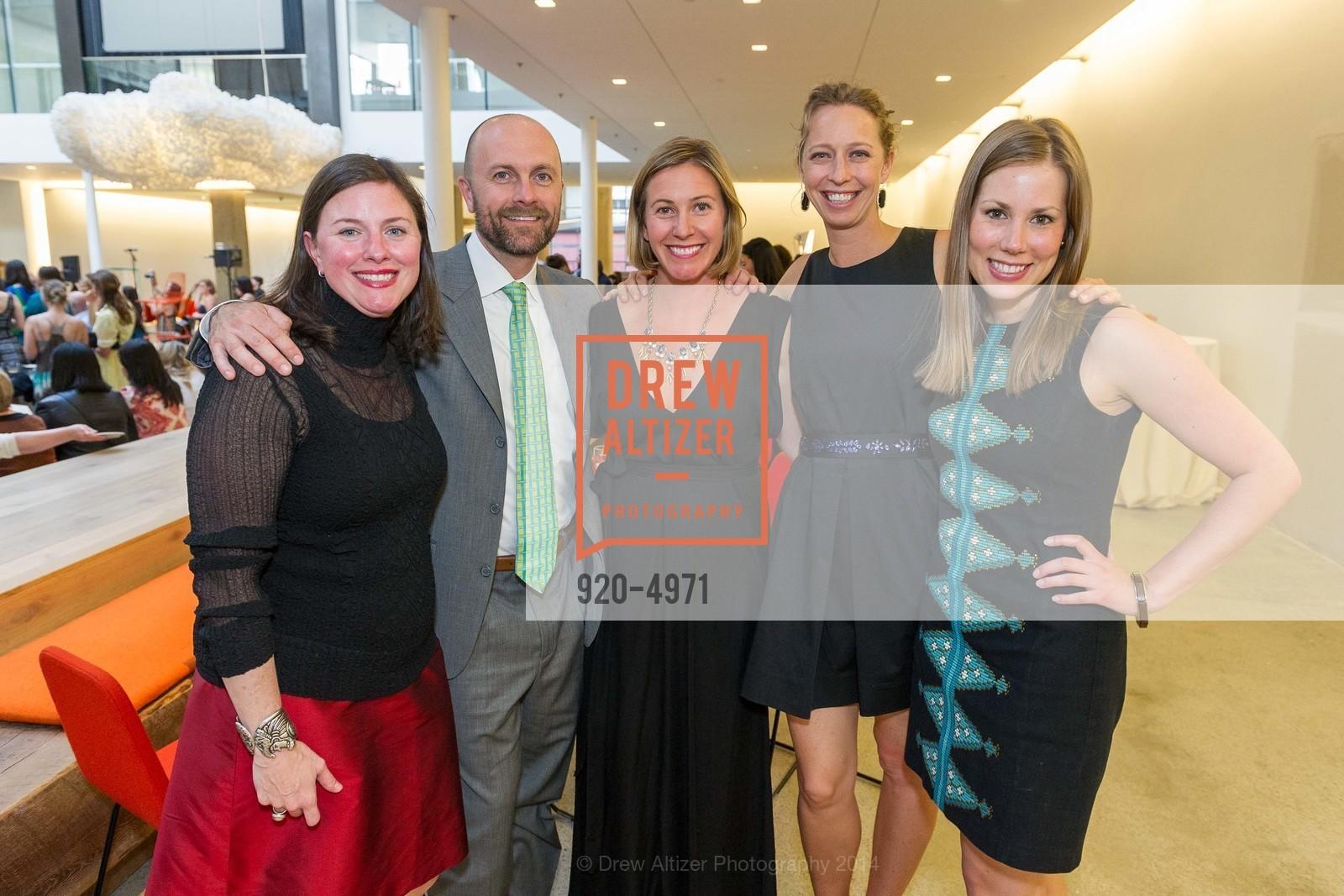 Natasha Merritt, Daniel Capra, Alison Hotchkiss, Casey Burke, Nancy Paraguay, Photo #920-4971