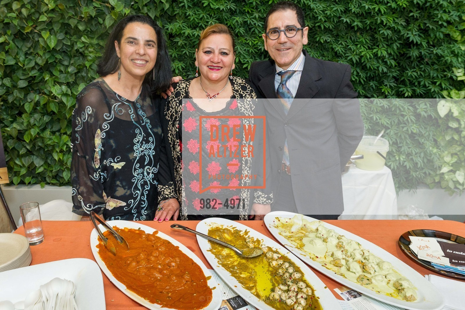 Lorella Degan, Maria Flores, Massimiliano Conti, Photo #982-4971