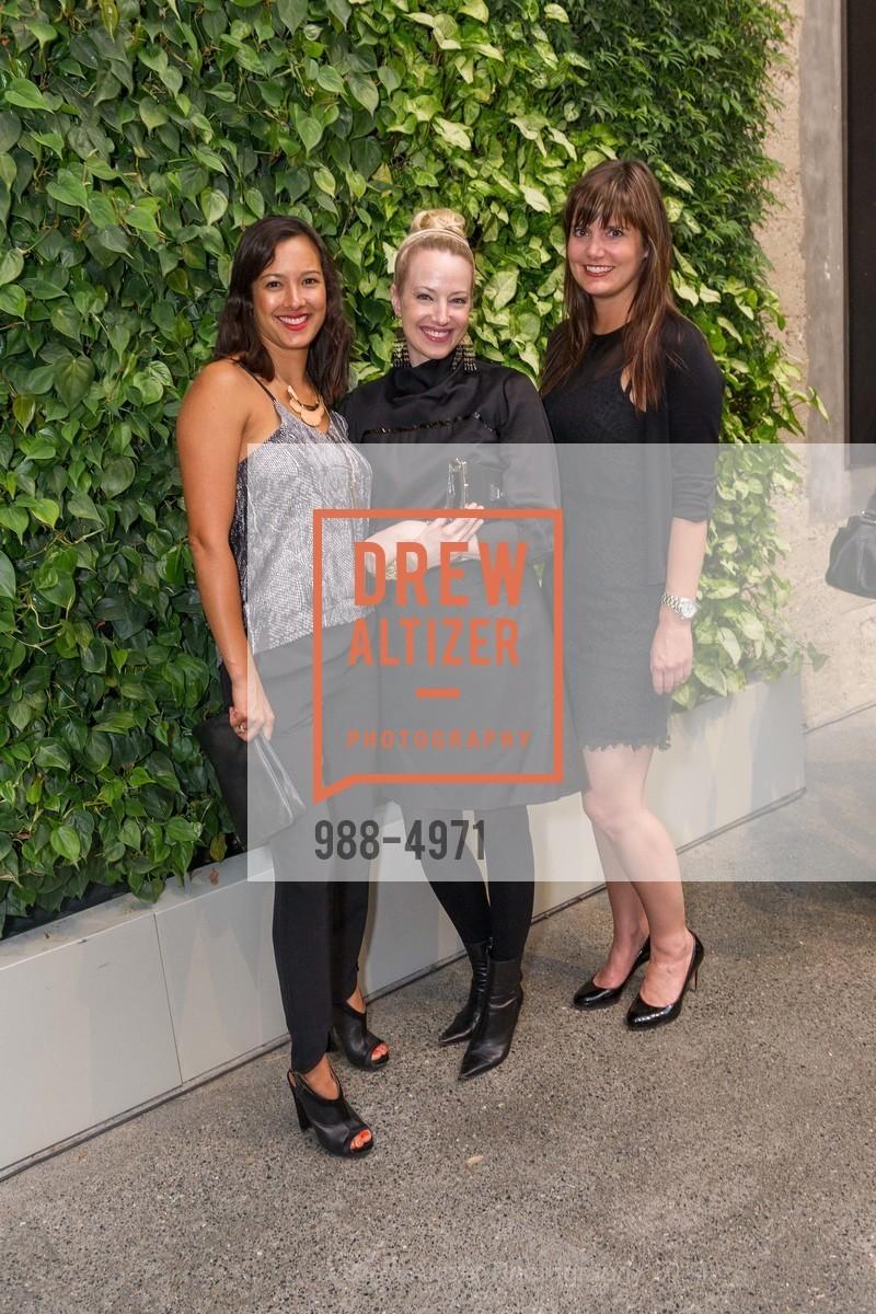 Pier Iberti, Courtney Cochran, Michelle Barta, Photo #988-4971