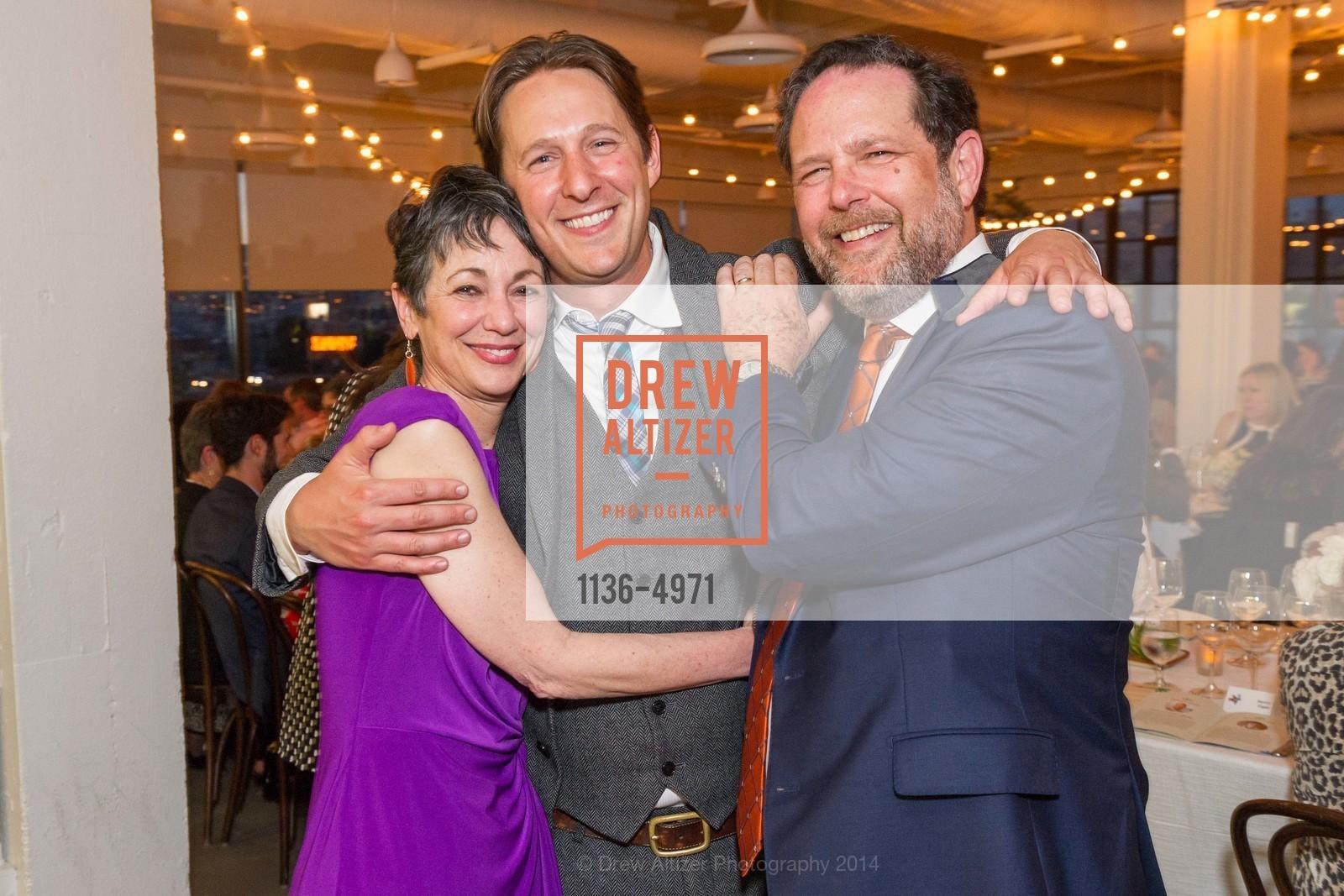 Jody Levin Epstein, Caleb Zigas, Barry Zigas, Photo #1136-4971