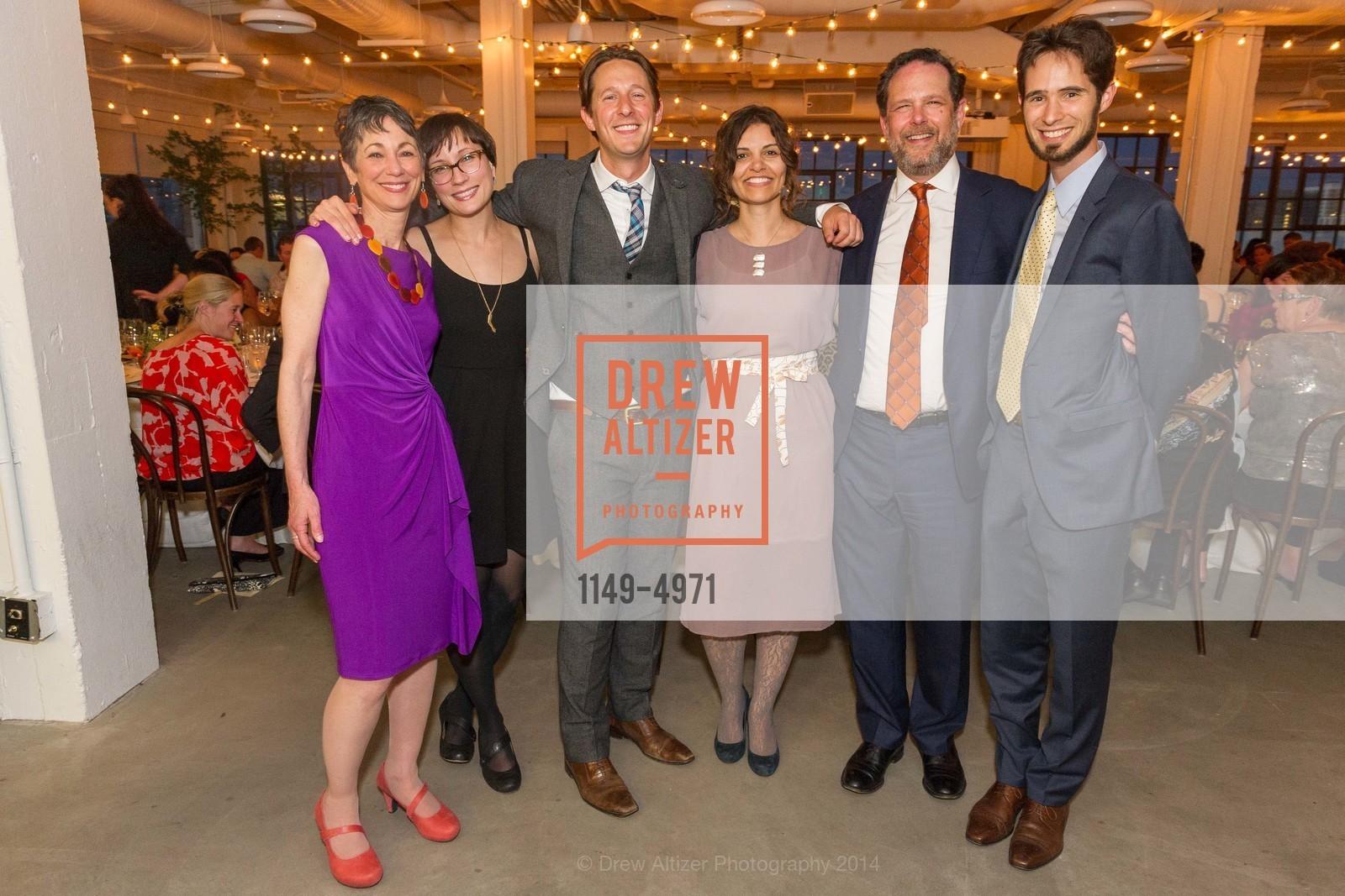 Jody Levin Epstein, Jenny Pass, Caleb Zigas, Savannah Ferguson, Barry Zigas, Eli Zigas, Photo #1149-4971