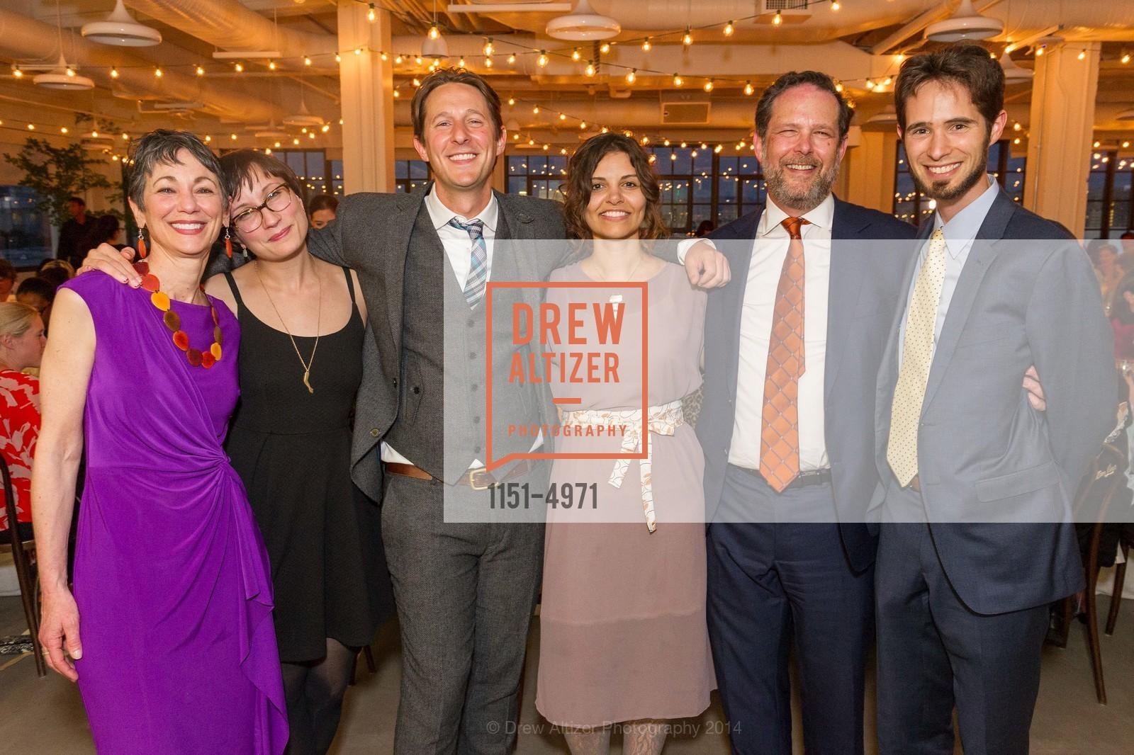 Jody Levin Epstein, Jenny Pass, Caleb Zigas, Savannah Ferguson, Barry Zigas, Eli Zigas, Photo #1151-4971