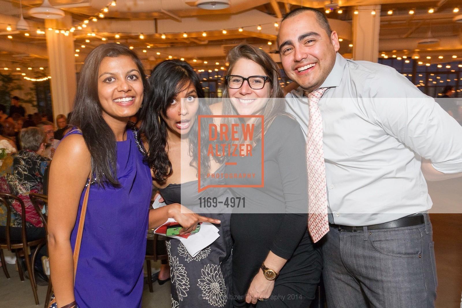 Aditi Shah, Geetika Agrawal, Jackie Shull Gonzalez, Joel Lacayo, Photo #1169-4971