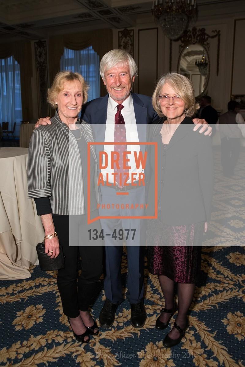 Nancy Bechtle, Regis Kelly, Relyn Burke, Photo #134-4977