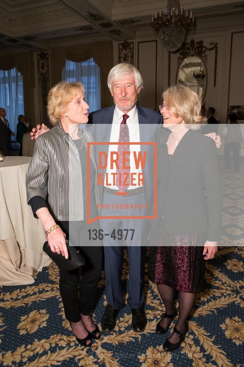 Nancy Bechtle, Regis Kelly, Relyn Burke, Photo #136-4977