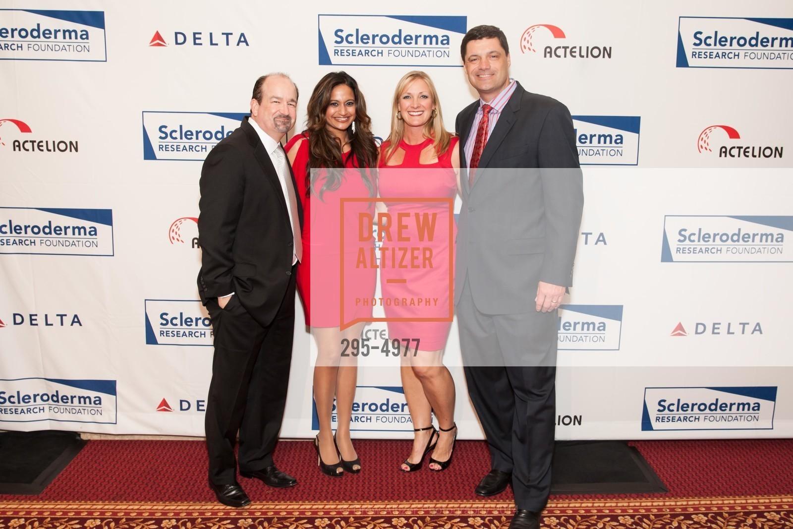 Doug Snyder, Naomi DeSilva, Laurie Smith, Bob Smith, Photo #295-4977