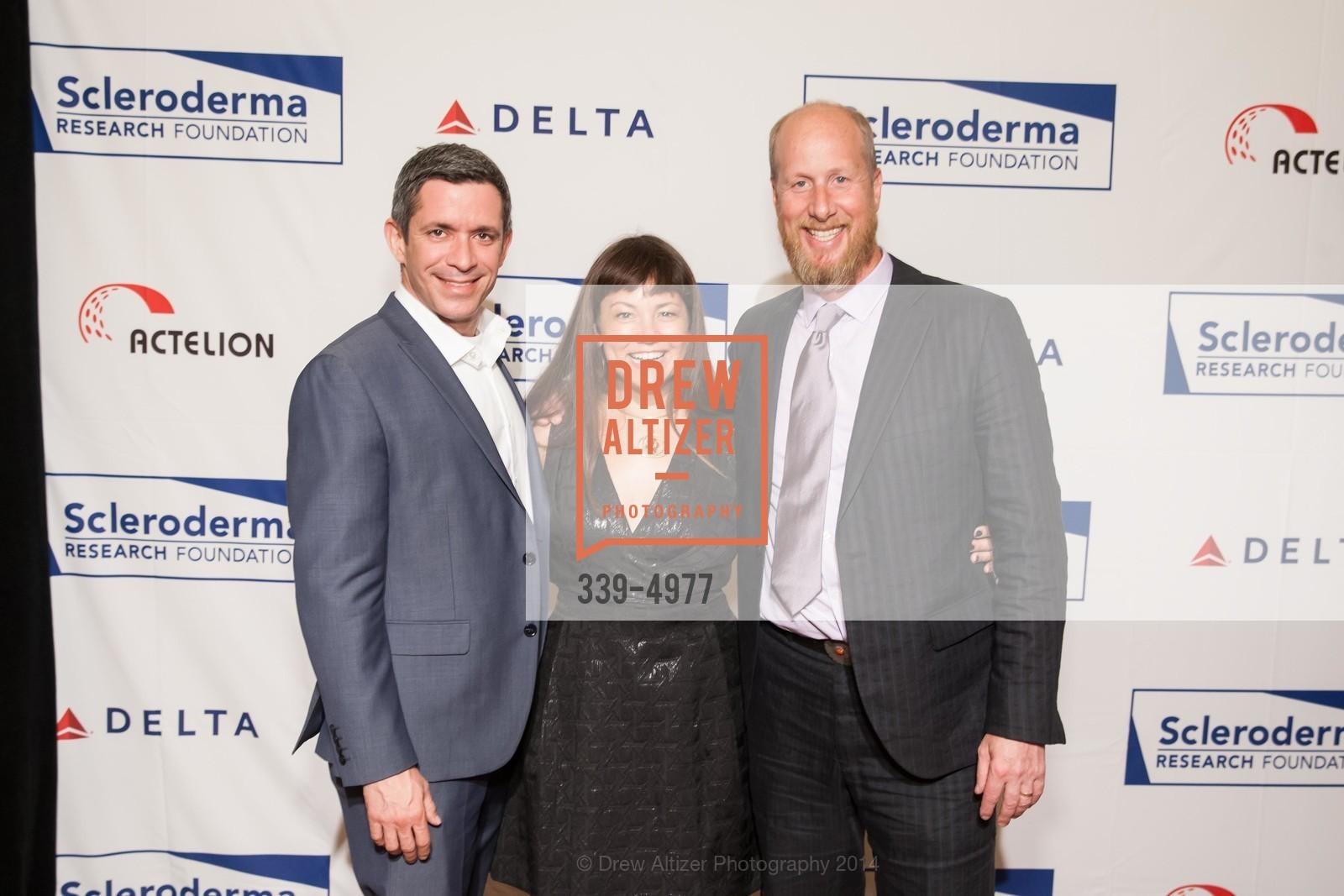 Cameron Assadi, Liz Rossof, Scott Ward, Photo #339-4977