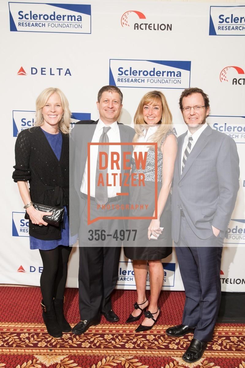 Kerri Lehmann, Mark Lehmann, Kathy Barish, Andy Barish, Photo #356-4977