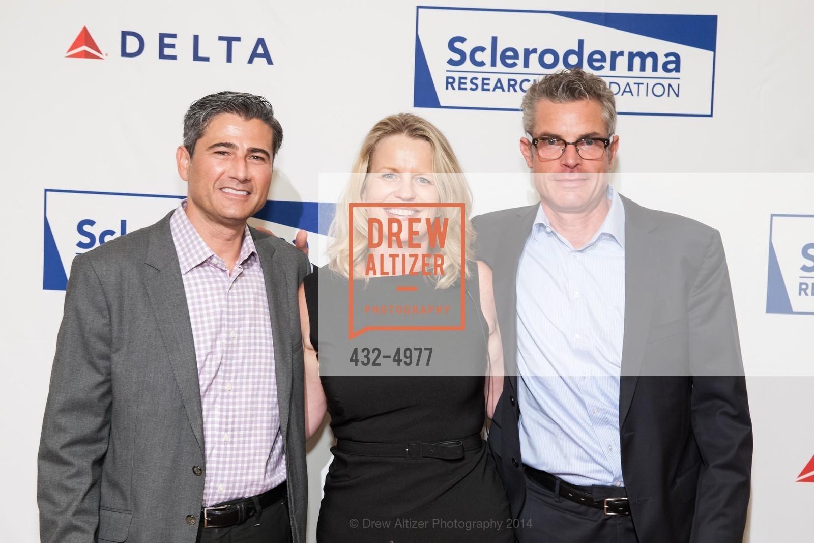 Michael Pontrelli, Amy Hewitt, Dan Berger, Photo #432-4977