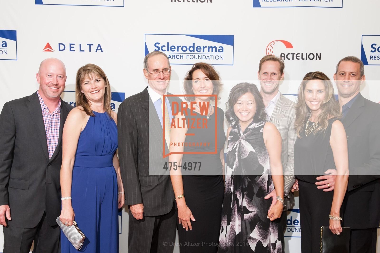 Stacy Charlesworth, Chris Charlesworth, Russ McCambless, Lynn McCambless, Yosh Neugebauer, Laurie Fischler, Photo #475-4977