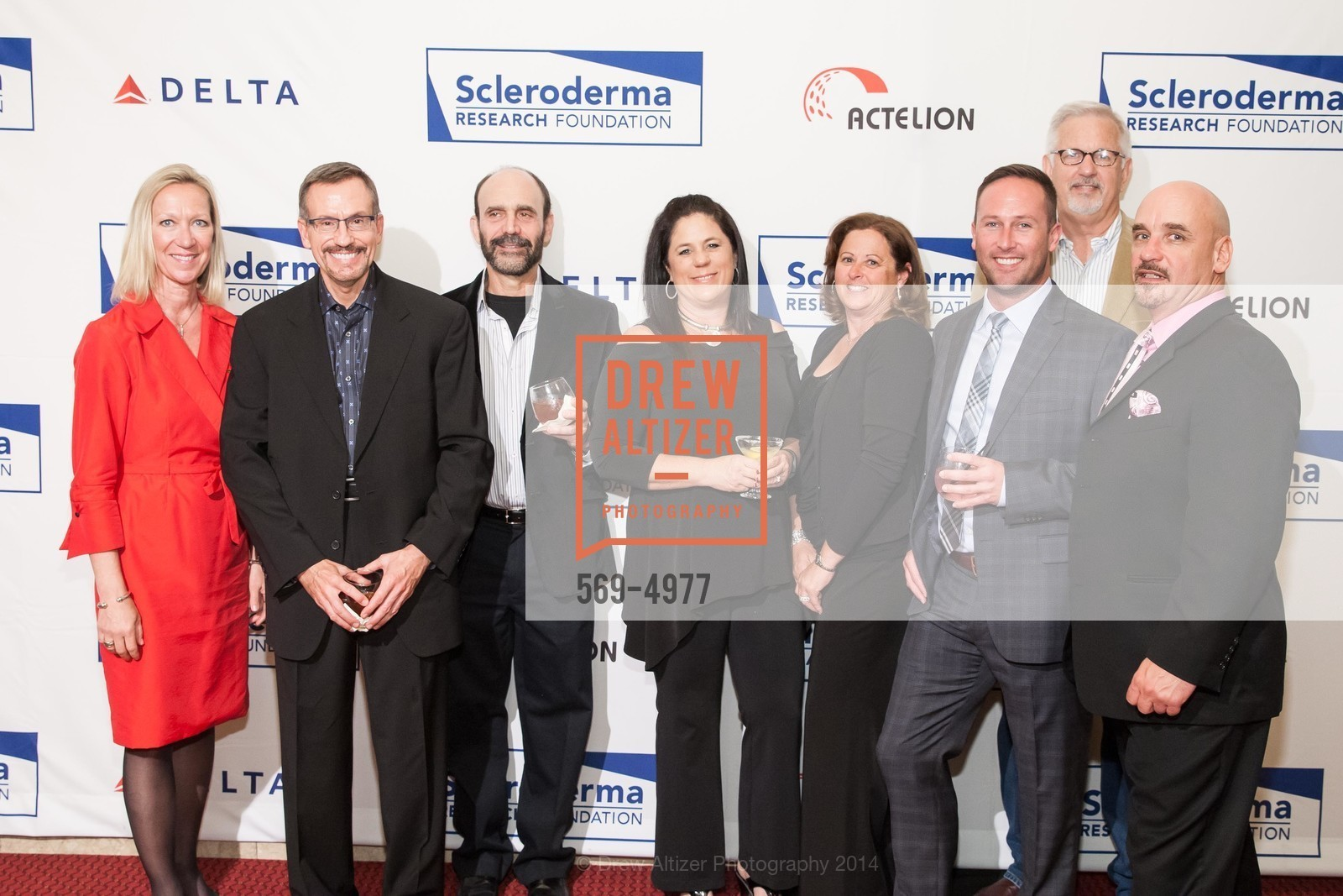 Pam Stolk, Dave Kapple, Will Green, Charlene O'Leary, Mark Zigler, Brian Pierce, Jeff Brand, Photo #569-4977
